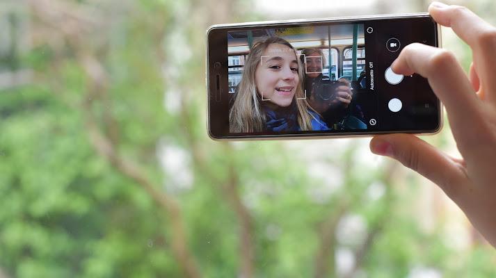 Ma quanto ci piacciono i selfie di Ilaria Bertini