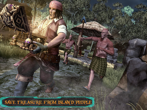 Caribbean Pirates Survival Jail Break
