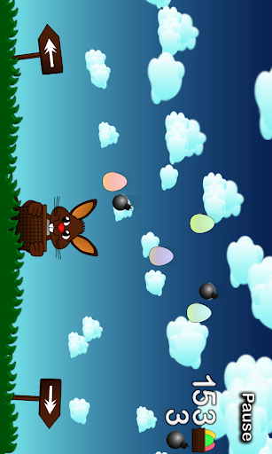 Rushing Bunny, help me to collect all the eggs screenshots 2