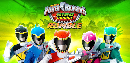power rangers dino charge apps on google play