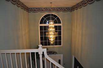 Photo: (Before) Urso's Foyer Window, and walls Marlton, NJ