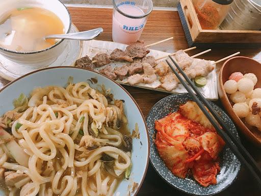 3訪!燒肉飯、烏龍麵都很好吃~ 價格也不貴,吃得飽又可小酌!