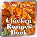 Chicken Recipes Book icon