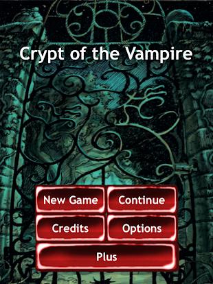 Crypt of the Vampire- screenshot thumbnail