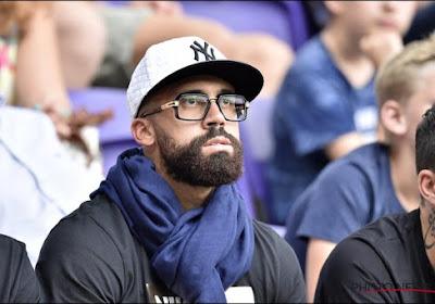 """Hervé Kagé: """"Anthony peut faire 100 come-back, mentalement c'est un monstre"""""""