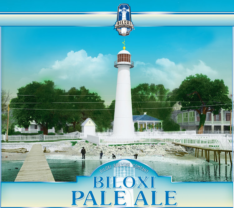 Logo of Biloxi Pale Ale