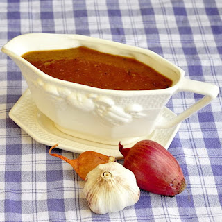 Perfect Onion Gravy