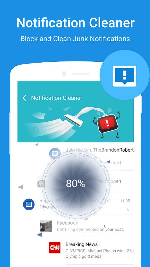 Screenshots of Clean Master (Boost&Antivirus) for iPhone