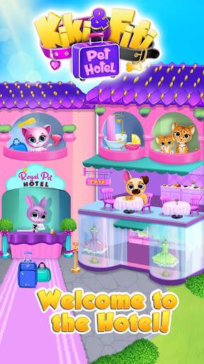 Kiki & Fifi Pet Hotelu2013 My Virtual Animal House 1.0.45 screenshots 1