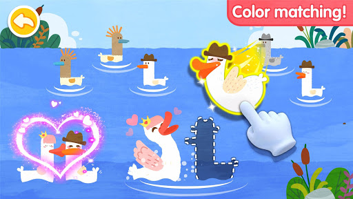 Baby Panda's Paint Colors screenshots apkshin 9