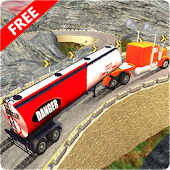 Oil Tanker Truck Games 3d
