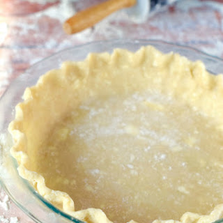 Fool Proof Pie Crust.