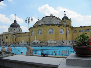 Photo: Day 70 - Szechenyi Thermal Bath #7