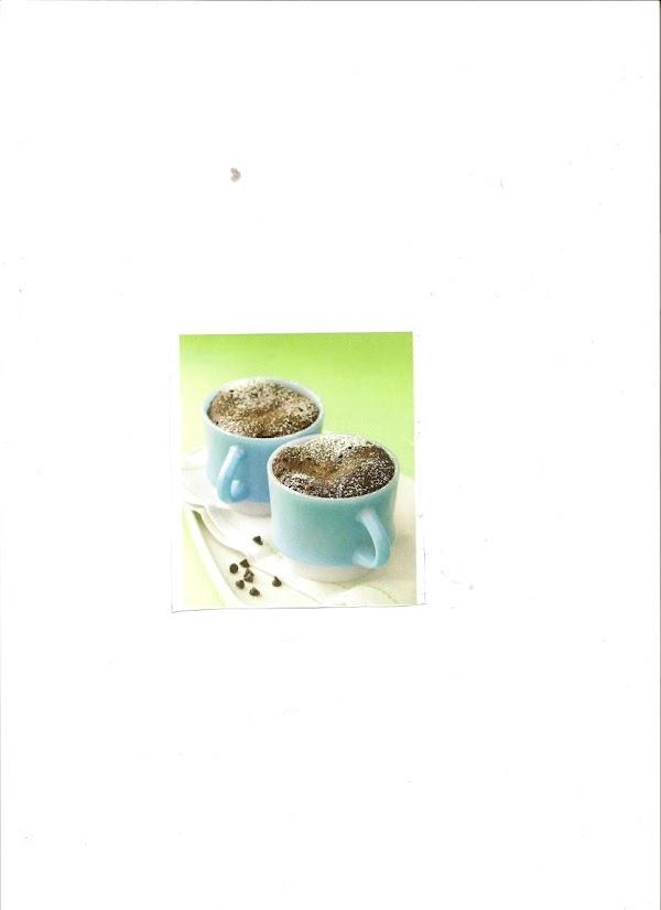 Expresso Cake In A Mug Recipe