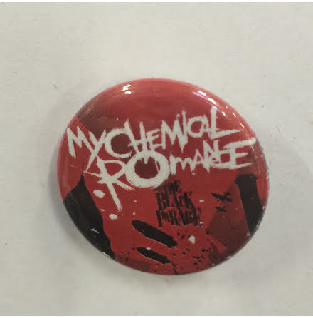 My Chemical Romance - Badge
