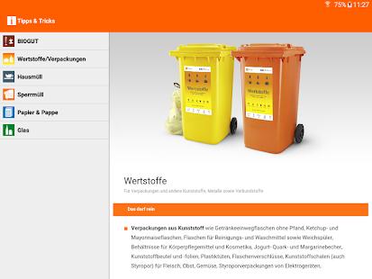 Abfall-App | BSR Screenshot 15