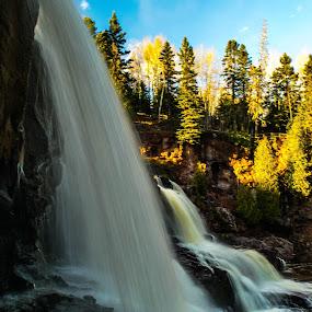 Gooseberry Falls, MN by Chase Maurine - Uncategorized All Uncategorized