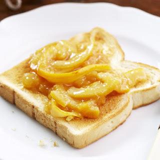Lemon and Orange Marmalade.