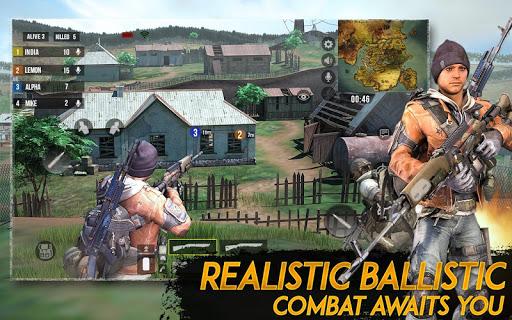 Epic Free Firing Survival Battlegrounds Shooting 3.8 apktcs 1