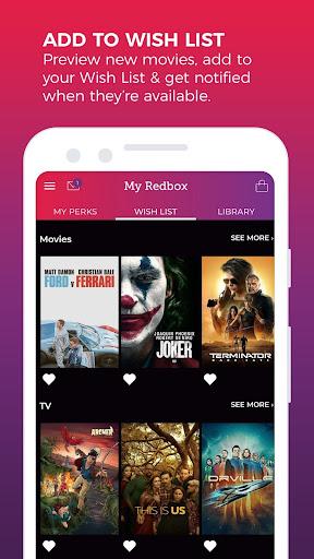 REDBOX: Rent, Stream & Buy screenshots 6