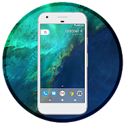Theme for Google Pixel 3 Launcher