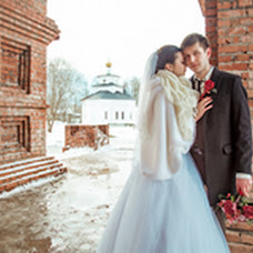 Wedding photographer Kristina Dolgopolova (Dita). Photo of 14.02.2016