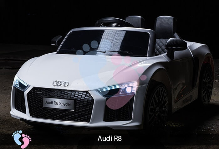 Xe hơi điện thể thao Audi R8 7
