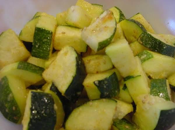 Bonnie's Easy Zucchini Side Dish