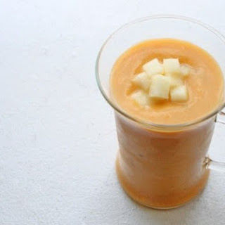 Butternut Squash, Apple and Sage Soup