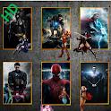 SuperHeros WallPapers HD icon