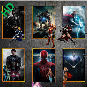 SuperHeros WallPapers HD