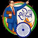 Ambedkar Jayanti Stickers - Jai Bhim Stickers 2020 icon