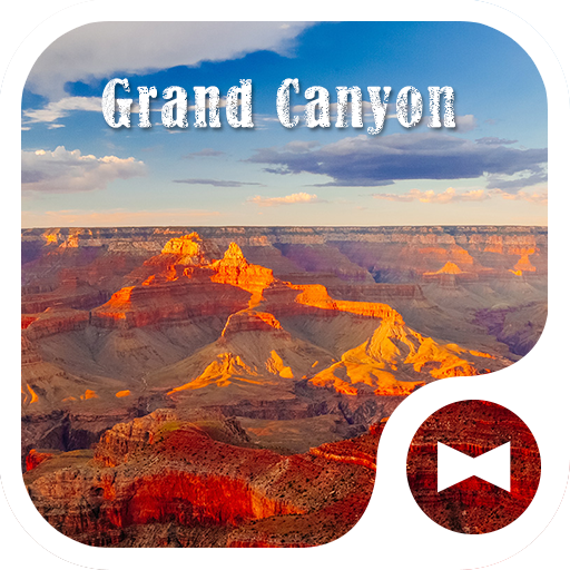 Grand Canyon +HOME Theme 攝影 App LOGO-硬是要APP