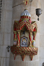 Photo: A church in Midyat