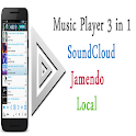 Mp3 Player 3 in 1 icon