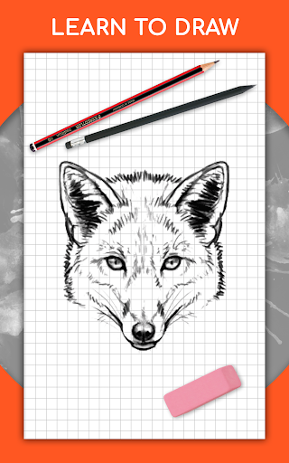 How to draw animals step by step, drawing lessons 1.3 Screenshots 8