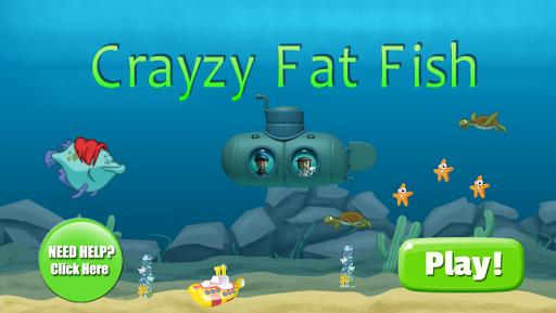 Flappy Fat Fish