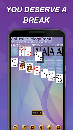 Solitaire Free Pack  gameplay | by HackJr.Pw 1