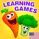 Funny Food educational games for kids toddlers Apk