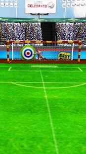 League Football Striker screenshot