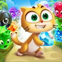 Gemmy Lands: Match 3 Jewel Games icon