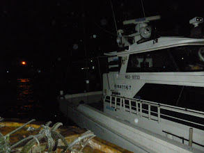 Photo: ・・・只今、午前4時。「台風様」再接近まで、あと一時間。