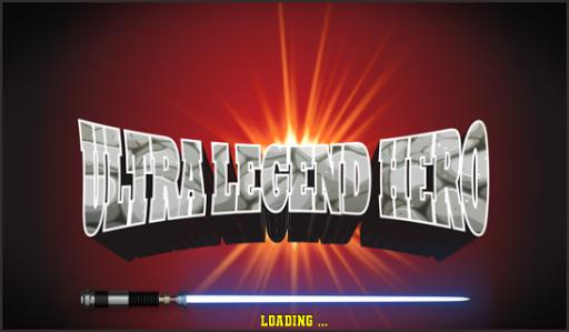 Ultra Legend Super Hero android2mod screenshots 1