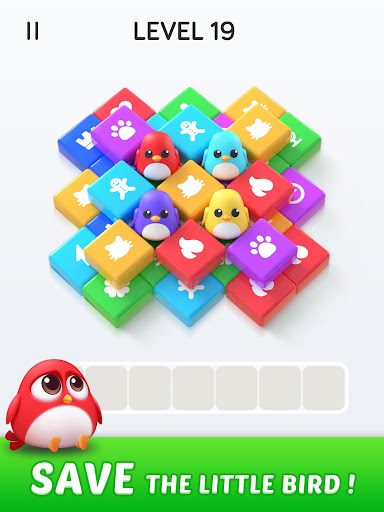 Block Blast 3D : Triple Tiles Matching Puzzle Game apkdebit screenshots 8