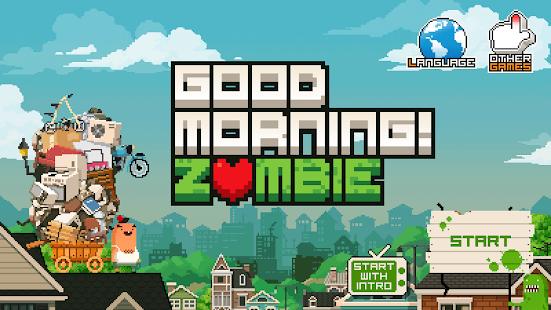 Goodmorning!zombie - náhled