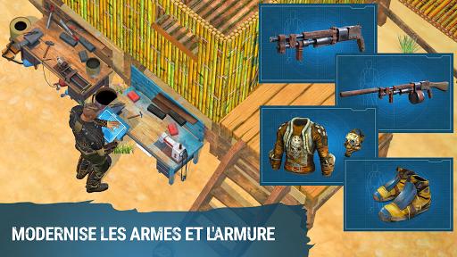 Code Triche Survivalist: invasion (survival rpg) apk mod screenshots 1