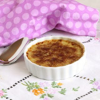 No Torch Creme Brulee