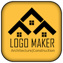Logo Maker Free - Construction/Architecture Design icon