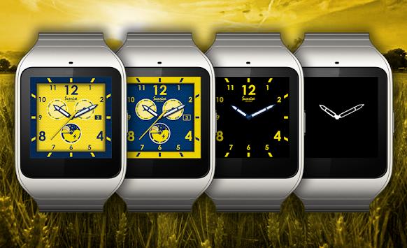SUNRISE Classic   Modern elegance watch face APK Latest Version