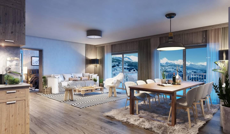 Appartement Les Avanchers-Valmorel
